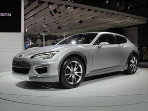El Subaru Cross Design Concept es el BRZ espacioso que estabas esperando