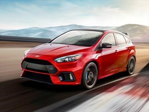 Ford Focus RS Limited Edition 2018 se presenta