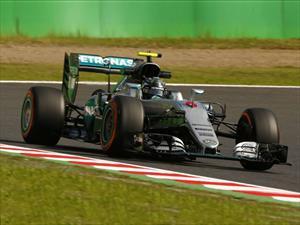 F1 GP de Japón 2016: Mercedes-AMG se corona campeón.
