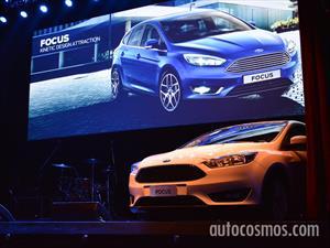 El Ford Focus se actualiza en Argentina