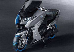 BMW Concept C, el scooter del futuro se presenta en México