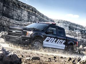 Ford Expedition y F-150 Special Service Vehicle, las nuevas patrullas del óvalo