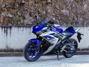 Manejamos la Yamaha YZF R3 2015