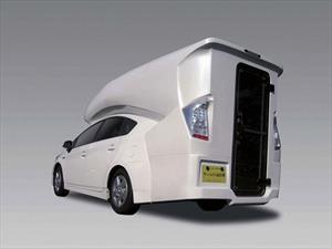 Conoce el Toyota Prius Camper, confort inigualable completamente verde