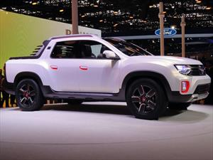 Renault Duster Oroch, la pick-up ahora doble cabina