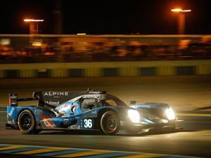 Alpine triunfa en las 24 horas de Le Mans 2016