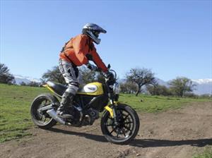 Ducati aumenta las experiencias de manejo en Chile
