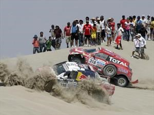 Este diccionario te ayudará a entender el Rally Dakar