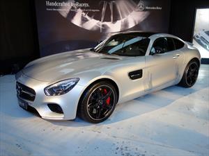 Mercedes-AMG GT 2016 llega a México desde $1,990,000 pesos