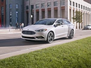 Ford Fusion llega a Colombia desde $ 88'990.000