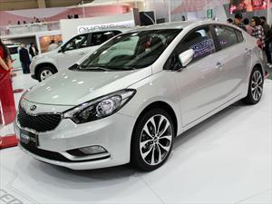Nuevo Kia Cerato en el Salón del Automóvil