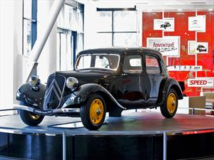 Citroën Traction Avant celebra 80 años de vida