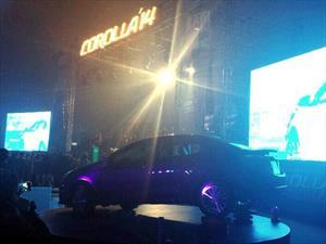 Toyota Corolla 2014 rockea al ritmo de Moderatto