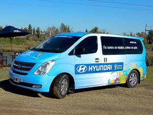 Hyundai relanza su H1 y empieza a palpitar el Mundial de Brasil