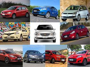 Top 10 los autos más vendidos en septiembre de 2014