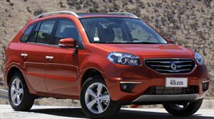 El New Renault Koleos ya está en Chile