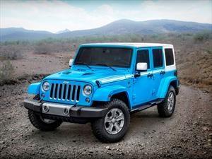 Jeep Wrangler Unlimited Chief Edition 2017 llega a México en $764,900 pesos