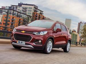 La renovada Chevrolet Tracker se lanza en Argentina