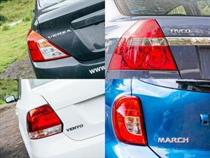 Los 10 autos más vendidos en México durante 2014