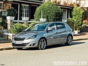 Manejamos el nuevo Peugeot 308 europeo