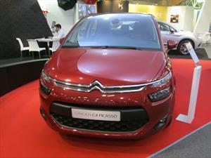 El nuevo Citroën C4 Picasso debutó en Colombia