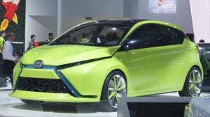 Toyota Dear Qin concepts debutan en Beijing 2012