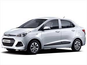 Hyundai Grand i10 Sedán 2015 llega a México desde $134,900 pesos