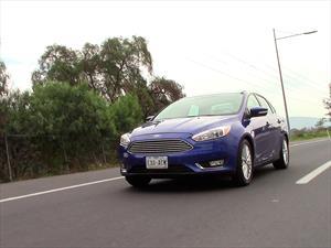 Ford Focus 2015, a prueba