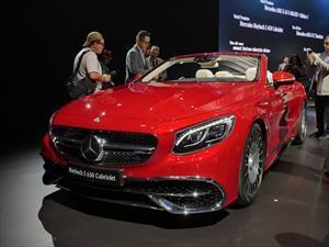 Mercedes-Maybach S650 Cabriolet se presenta