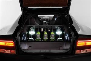 Aston Martin Rapide S se convierte en una cava rodante