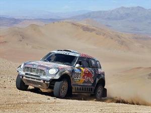 Dakar 2015: Quinta a fondo