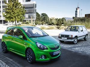 Opel Corsa celebra su 30º aniversario