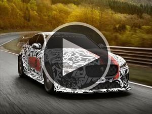 Video: XE SV Project 8, la gran apuesta de Jaguar