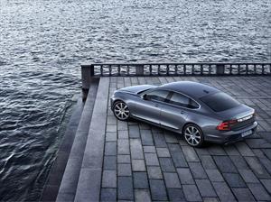 Las tecnologías del Volvo S90 2017 que te cautivarán