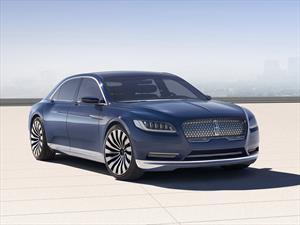 Lincoln Continental Concept, renace una leyenda