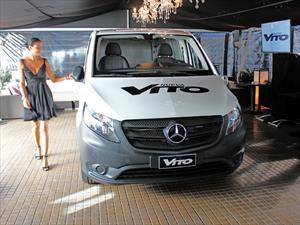 Mercedes Benz Vito 2015: Vehículo comercial ya está en Chile