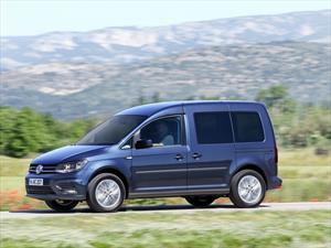 Volkswagen Caddy TGI combina gas natural y DSG