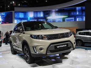 Suzuki Vitara 2015, el esperado SUV pequeño de la firma nipona