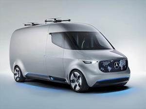 Vision Van Concept: los furgones del futuro según Mercedes-Benz