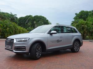 Manejamos el nuevo Audi Q7