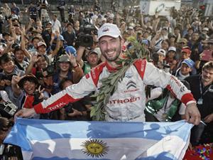 WTCC: Pechito, tricampeón