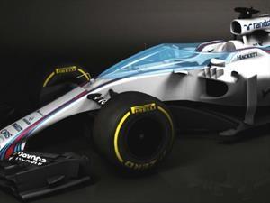 La F1 presenta The Shield