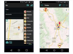 Mujer desarrolla app para librar bloqueos al menos en México