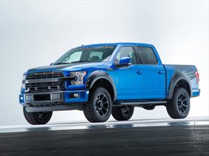 Roush Performance tunea a la Ford F-150