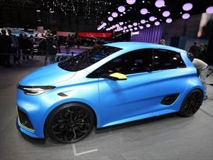 Renault Zoe e-Sport Concept, un hot hatch electrizante