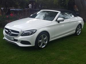Mercedes-Benz Clase C Cabriolet llega a Colombia desde 163´900.000
