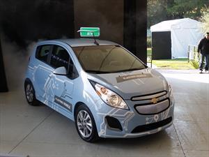 Chevrolet Spark eléctrico 2015 llega a México en $499,900 pesos