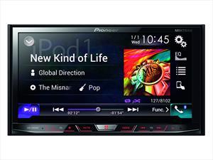 Pioneer lanza el primer auto-estéreo con Apple CarPlay en México