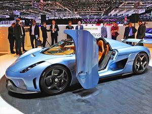 Koenigsegg Regera: Acelera más rápido que el Bugatti Veyron