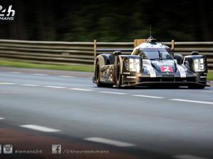 Porsche celebra su victoria número 18 en las 24 Horas de Le Mans